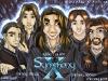 Symphony X Caricature