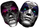 Symphony X Masks