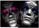 Symphony X Masks