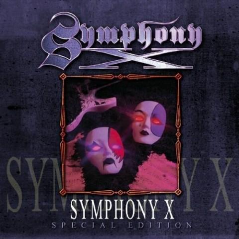 Symphony X - Symphony X (Special Edition)