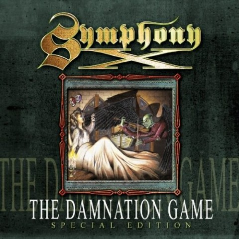 Symphony X - The Damnation Game (Special Edition)
