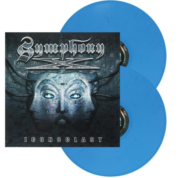 Iconoclast - Blue Double LP