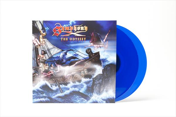 The Odyssey - Blue Double LP