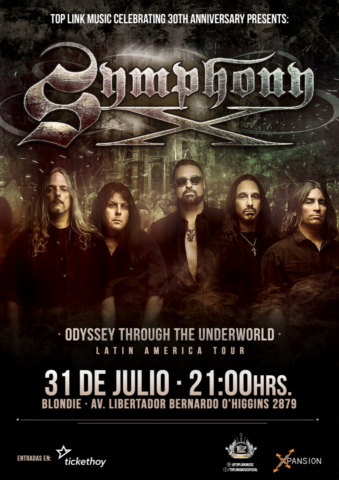 Symphony X | The Official Symphony X Website